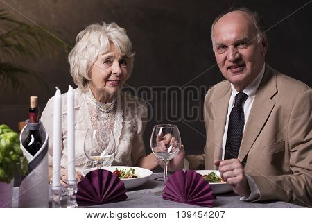 Never Too Old For Romance