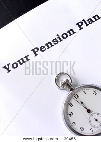 Last Minute For A Pension