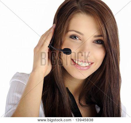 Agente de serviço ao cliente