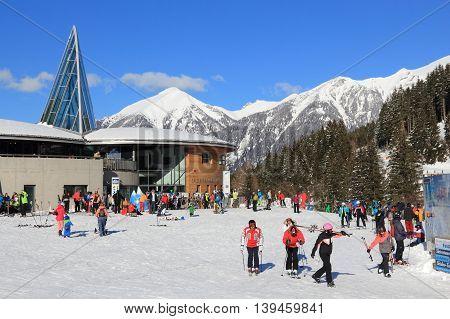 Angertal Ski Station