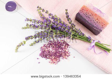 Levender Products Natural Present Set