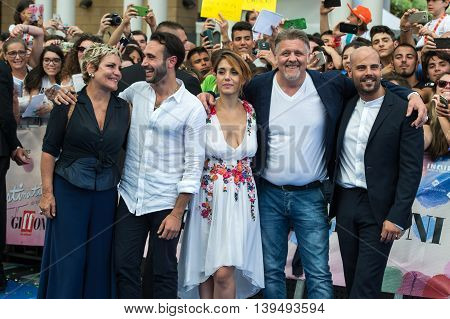 Cast Gomorra