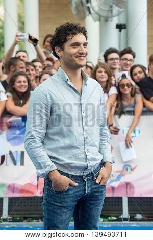 Actor Alessandro Tersigni