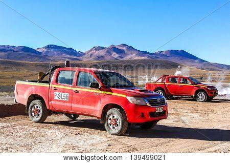 Toyota Hilux And Mitsubishi L200