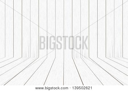 white wood texture backgrounds , 3D illustration
