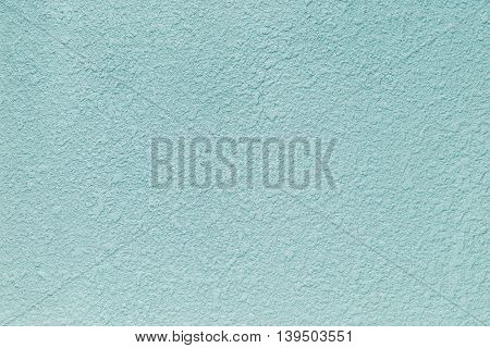 Blue grunge cement wall textured background, Pattern of plaster wall.