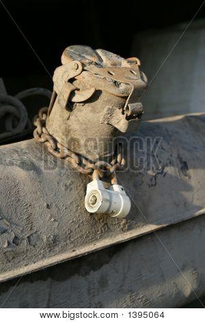Petrol Tank Locked