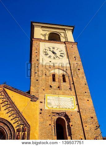 Duomo Di Chivasso Hdr