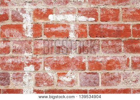 Generic Red Brick Wall