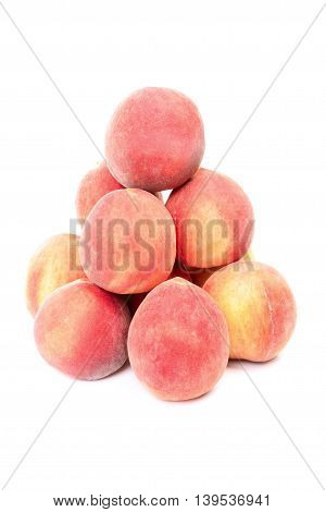 Pyramid Of Peaches