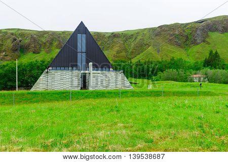 The Church Of Kirkjubaearklaustur