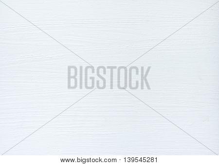 Concrete Paint With White Color Texture Background