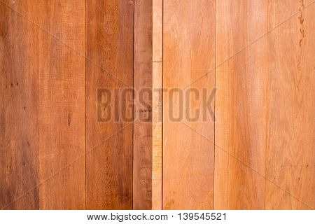 Two Tone Dark Brown Wood Planks Texture Background