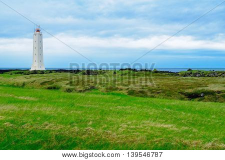 Lighthouse In The Snaefellsnes Peninsula
