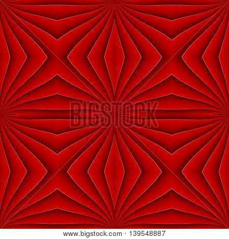 Abstract red background pattern for creative design