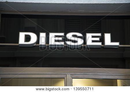 Diesel Shop
