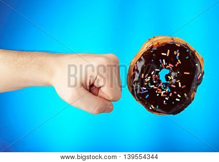 Wirst And Donut