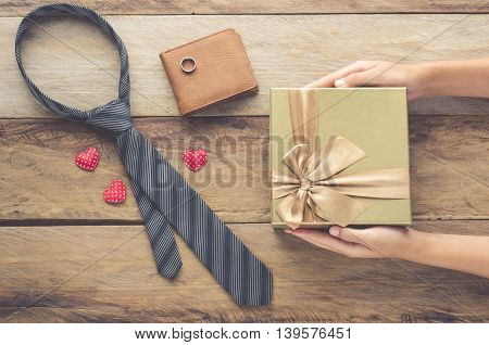 Father's Day Gift Ideas for Dad - concept love dad