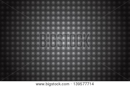 Abstract metal background. Vector illustration EPS 10