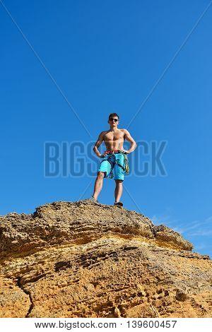 Climber Man