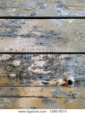 Old wood texture pattern or wood background