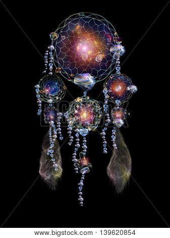 Inner Life Of Dream Catcher