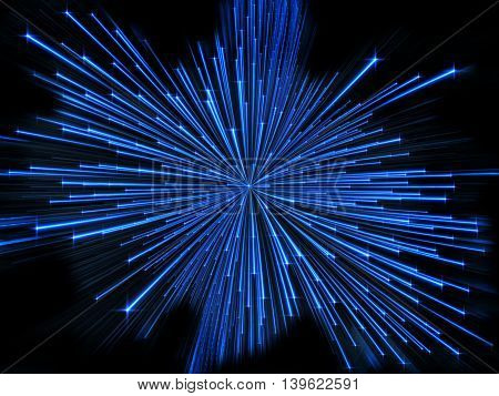 Virtual Moving Particles