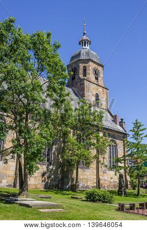 Reformed Protestant Church Of Bad Bentheim
