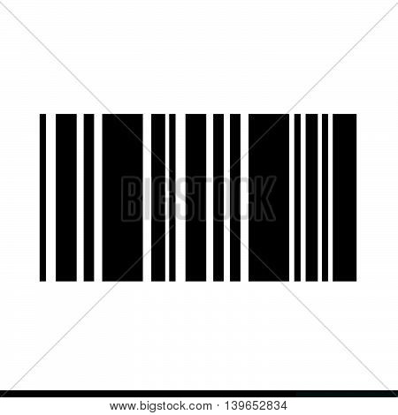 an images of Barcode icon illustration design
