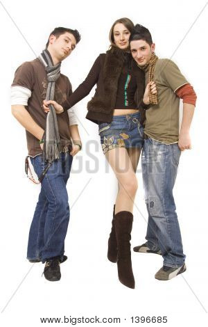 Threesome Date