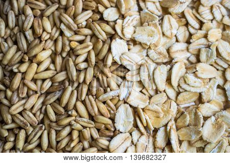 agriculture, background, breakfast, brown, cereals, cooking, corn, diet, dietary