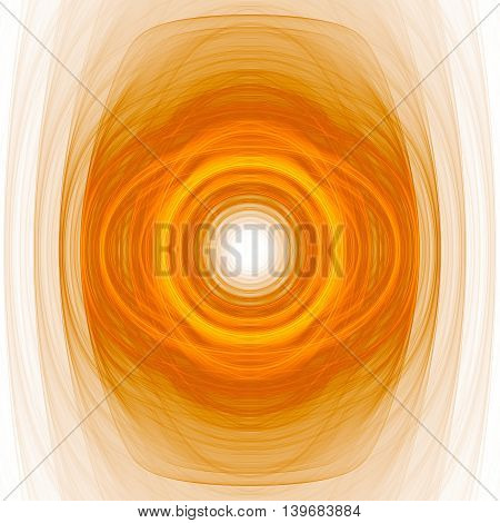 Endless tunnel. Black hole. 3D Julian surreal illustration. Sacred geometry. Mysterious psychedelic relaxation pattern. Fractal abstract texture. Digital artwork graphic design astrology alchemy magic