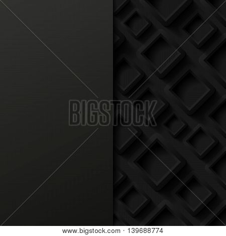 Abstract geometric background. EPS 10 vector illustration.