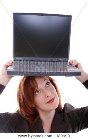 Laptop On Top