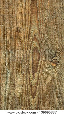 Old wooden planks with aging effects texture