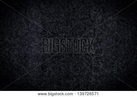 Black Cracked Texture Background