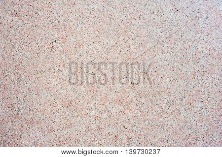 Pink Granite Polished Texture Background