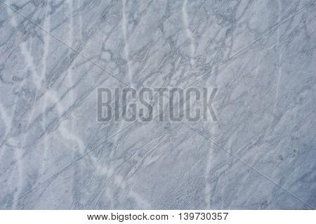 Light Grey Marble Polished Web Texture Background