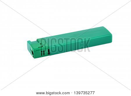Green Gas Cigarette Lighter