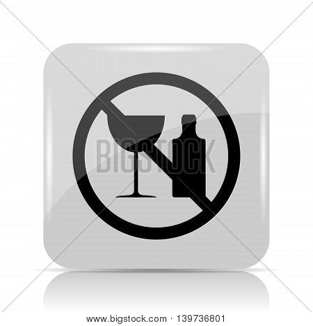 No Alcohol Icon