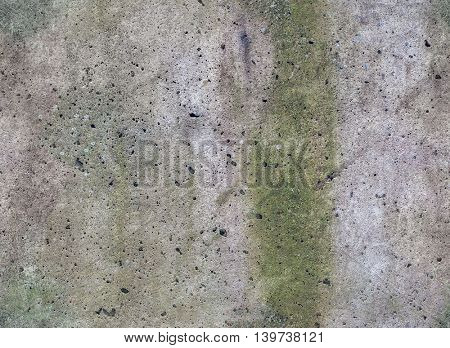 Seamless old weathered concrete wall texture. Seamless grungy wall background.
