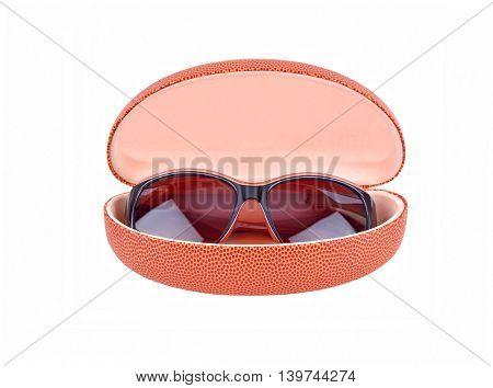 Sun Glasses And Eyeglasses Case