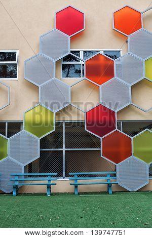 Decorative Architectural Installation