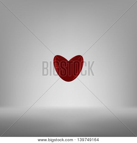 Icon Of Love Heart