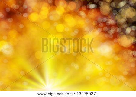Digitally Generated Image of light pattern