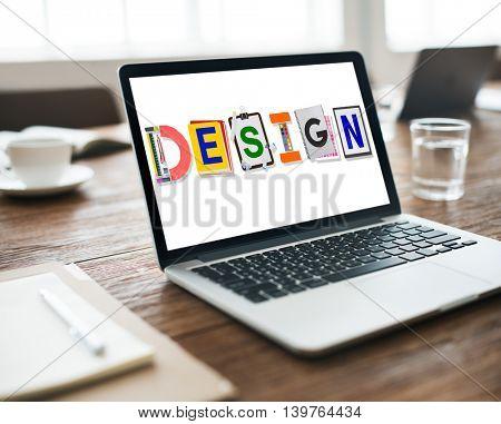 Design Creative Ideas Planning Creativity Concept