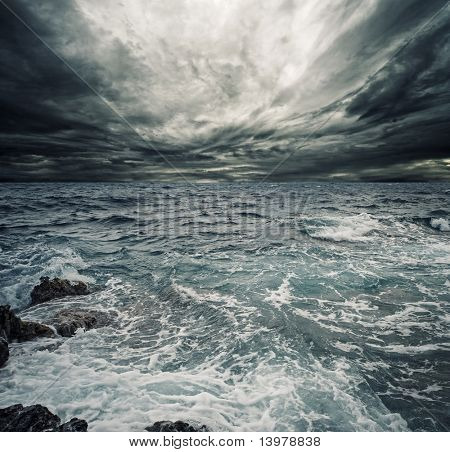 Ocean Sturm