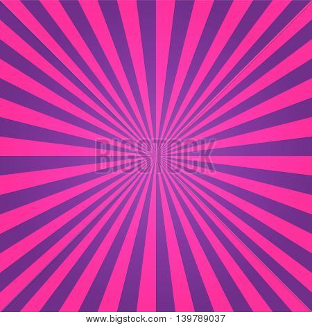 Sun ray. Abstract light shine background for design pattern artwork.