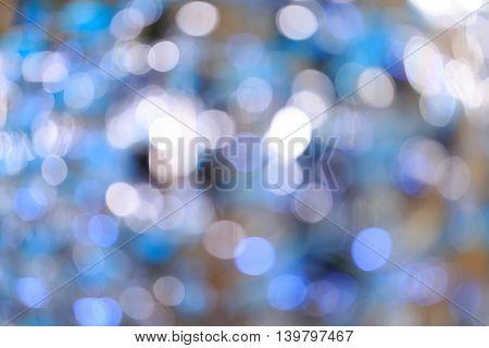 Blurred Bokeh Background