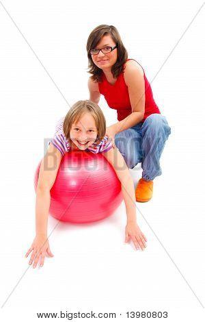 Jogar meninas